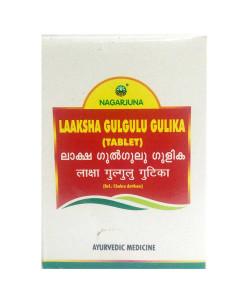 Nagarjuna Laaksha Gulgulu Gulika 100 tablets