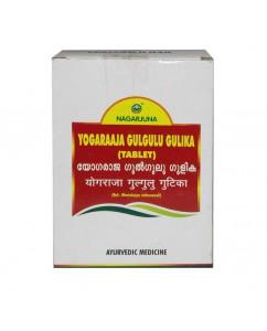 Nagarjuna YOGARAAJA GULGULU GULIKA 100 Tablets
