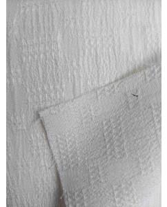 Orange Fiber Fabrics Waffle Big small Design Minimum Order  5mtr