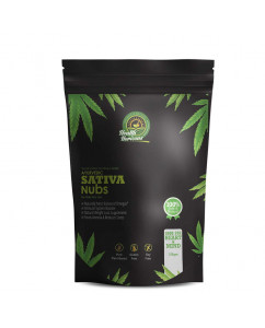 Ayurvedic Hemp seeds Sativa Nubs 150gm