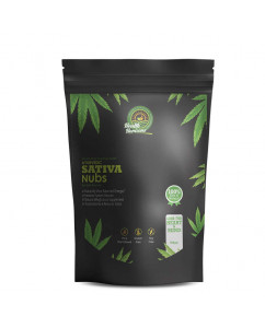 Health Horizons Ayurvedic Hemp seeds Sativa Nubs 500gm