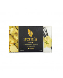 Iremia Cocoa Butter Coffee Extract and Vanilla Soap 100gm