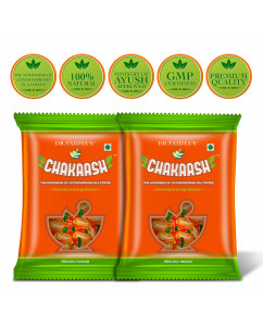 Dr. Vaidyas Chakaash  Chyawanprash  Toffee (Pack of 50 Toffees)