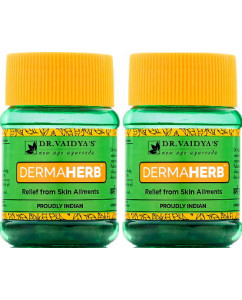 Dr. Vaidyas Dermaherb Pills Pack of 2
