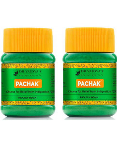 Dr. Vaidyas Pachak Churna Pack of 2