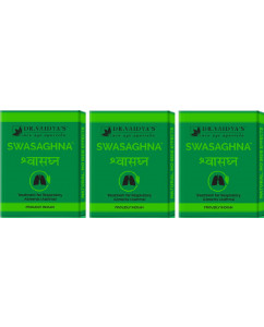 Dr. Vaidyas Swasaghna Pills Pack of 3