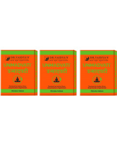 Dr. Vaidyas Unmadvati Pills Pack of 3