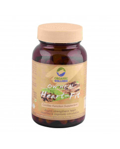 Organic Wellness Heal Heart-Fit