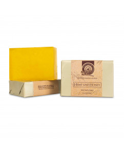 Health Horizons Honey and Hemp Soap 125gm