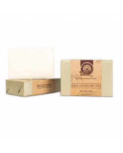 Health Horizons Hemp and Shea Butter Soap 125gm