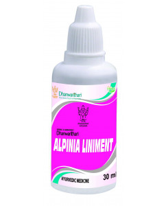 Alpinia Liniment