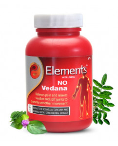Elements NO VEDANA CAPSULES 60 CAPS