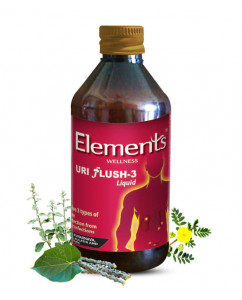 Elements Uri Flush 3 Liquid