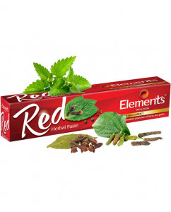 Elements Red Herbal Toothpaste