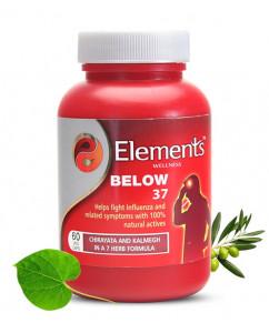 Elements BELOW 37 60CAPS