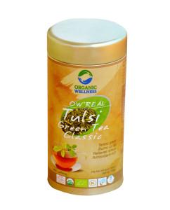 Organic Wellness  Real Tulsi Green Tea Classic