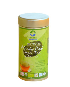 Organic Wellness  Real Mashallah Green Tea Classic