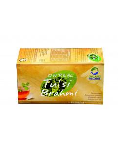 Organic Wellness  Real Tulsi Brahmi