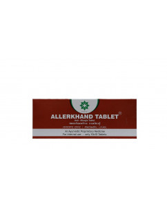 ALLERKHAND TABLET 100