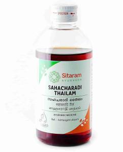 Sitaram Sahacharadi Thailam 450ml