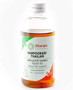 Sitaram Karpooradi Thailam 200ml