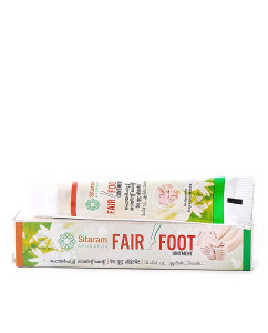 Sitaram Fair Foot Ointment 15gms