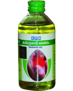 Kalan Pharmaceuticals KARPPOORADI THAILAM 200ML