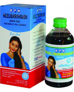 Kalan Pharmaceuticals Neelibringadi Gingelly Hair oil