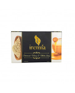 Iremia Oatmeal Honey and Milk Soap 100gm