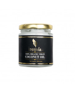 Iremia 100% Organic Virgin Coconut Oil 250gm