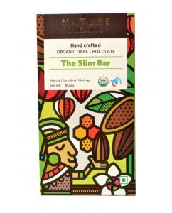 The Slim Bar- Matcha, Spirulina & Moringa