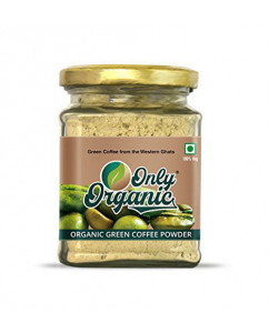 Organic Green Coffee Powder 125gm