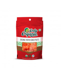 Organic Pappaya Dried Fruits 100gm