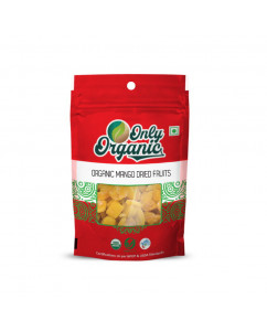 Organic Mango Dried Fruits 100 gm