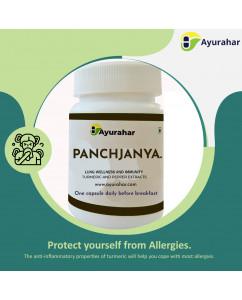 Panchjanya - Arthritis, Asthma and Immunity 500mg per capsule