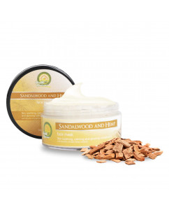 Health Horizons Sandalwood and hemp Face Mask Cream 50gm
