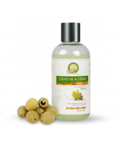 Health Horizons Olive and Hemp Shampoo 200gm