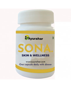 Sona - Skin wellness and Allergies 500mg per capsule