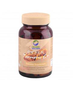 Organic Wellness Heal Turmeric C+