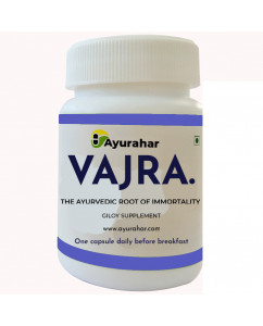 Vajra - (Giloy++) Immunity from Bacteria and Viruses 500mg per capsule