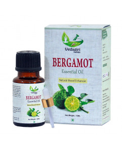 Vedagiri Bergamot Essential oil 15ml
