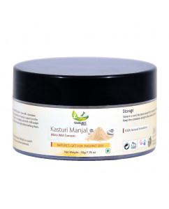 Vedagiri Kasturi Manjal - White 50gm